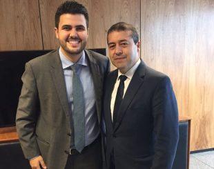 Wilson Filho (esq), deputado federal pelo PTB