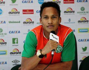 Soares fez parte da campanha que levou a Chapecoense à Série A, em 2013 (Foto: Aguante Comunicação/Chapecoense)