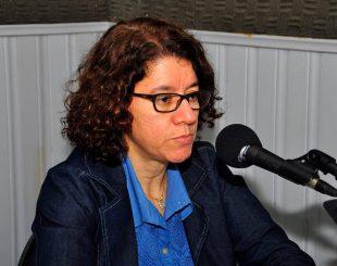Cláudia Veras, enfermeira