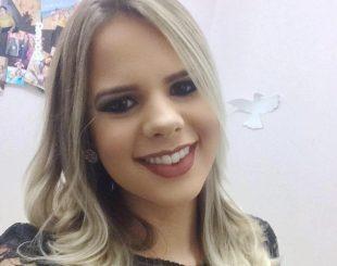 Isadora Melo estava internada no Hospital de Trauma de Campina Grande - Foto reprodução Facebook