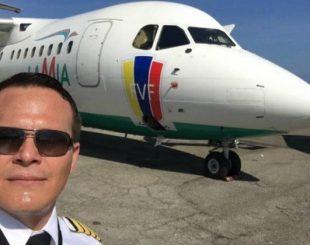 O boliviano Miguel Quiroga, de 36 anos, era piloto e um dos sócios da Lamia - Reprodução Facebook