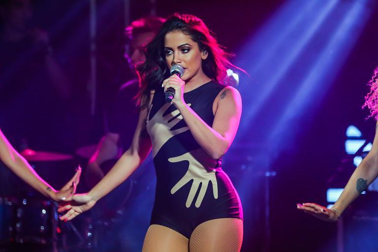 Fora do Rock In Rio, Anitta planeja próprio festival de música
