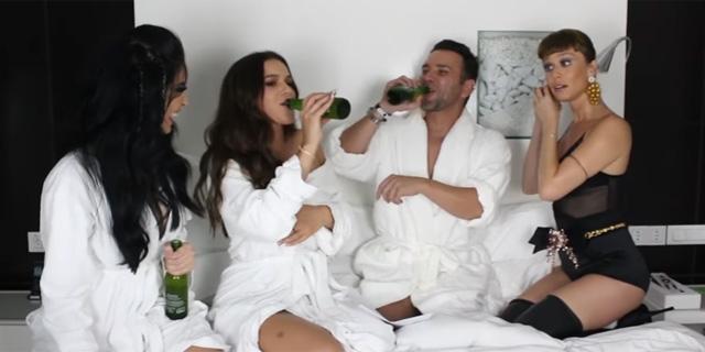 Bruna Marquezine confirma que já beijou meninas e mandou nudes