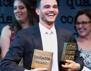 Professor brasileiro é um dos finalistas do 'Nobel da Educação'