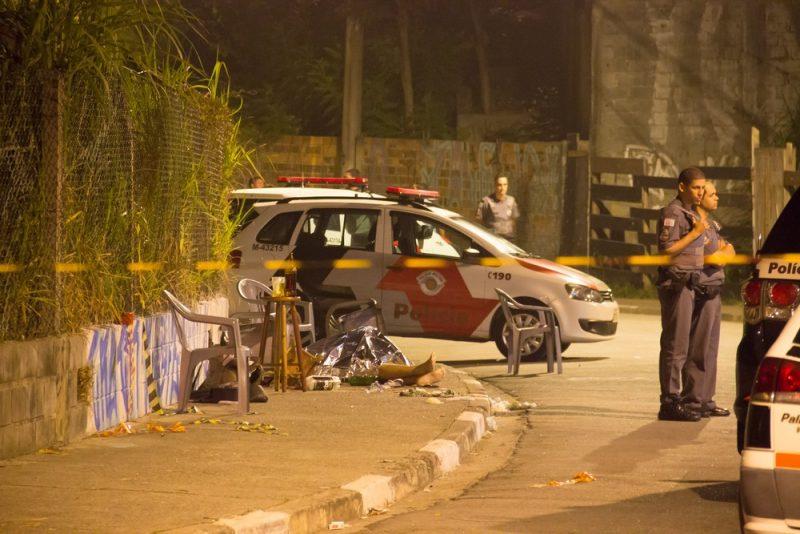Nove pessoas são mortas em chacinas em São Paulo