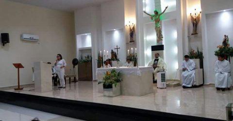 Igreja de Senhora de Santana, em Santana de Mangueira