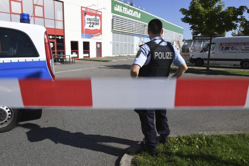 Tiroteio em discoteca faz dois mortos — Alemanha