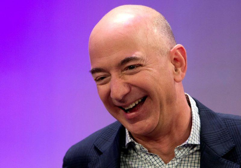 Fundador da Amazon se torna o homem mais rico do mundo