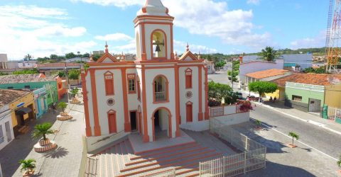 Igreja Matriz Nossa Senhora da Conceição, em Pocinhos