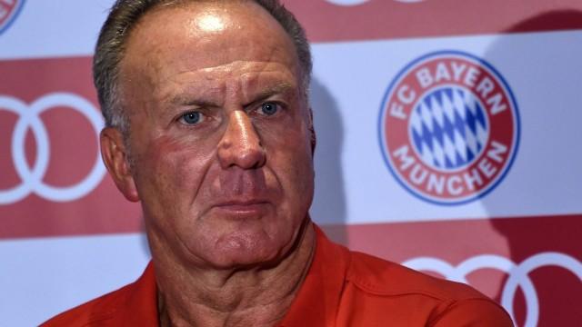Neymar custou mais do que o estádio do Bayern, diz Rummenigge