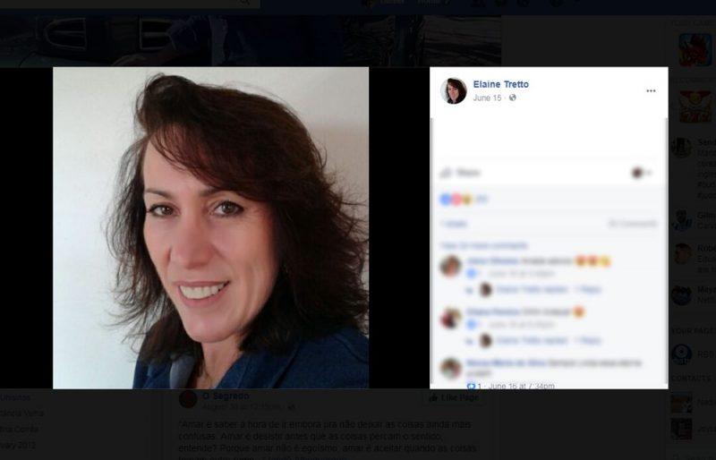 Professora é morta durante aula de catequese no Rio Grande do Sul