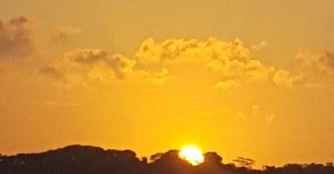 Pôr do sol em Jacaré, Cabedelo