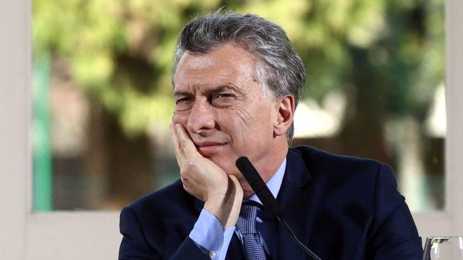 Coalizão de Macri vence eleições legislativas na Argentina