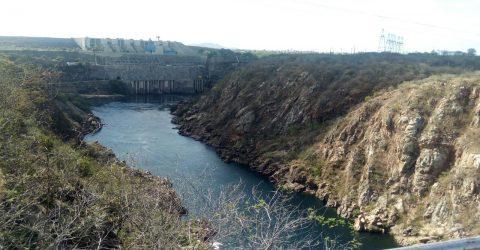Usina hidrelétrica Paulo Afonso IV, na Bahia