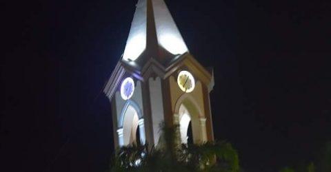 Igreja de Nossa Senhora do Rosário, matriz de Pirpirituba