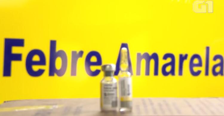 Vacinação de febre amarela será estendida a todo o país