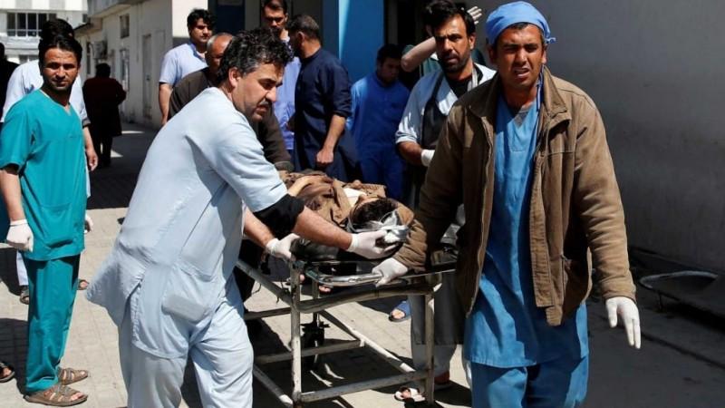 Ao menos 26 morrem em atentado no Afeganistão