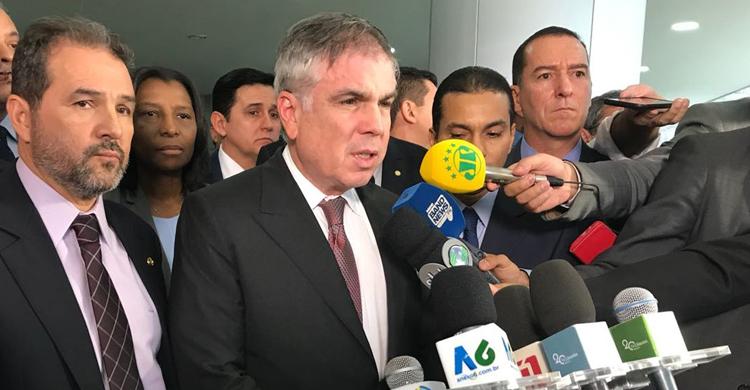 Em dia de filiação ao PRB, Flávio Rocha conhecerá Edir Macedo
