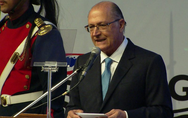 MP de São Paulo abre inquérito para investigar Alckmin
