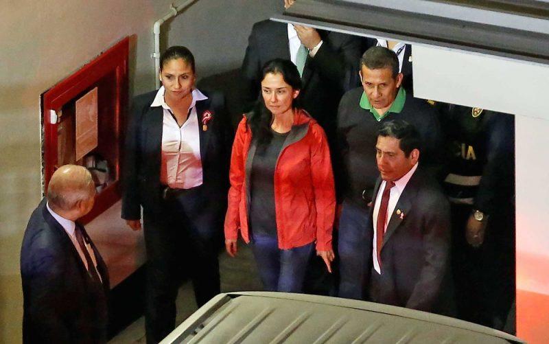 Prisão preventiva de ex-presidente do Peru é revogada