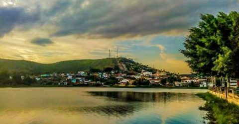 Lagoa do Paó, em Alagoa Grande, no Brejo paraibano