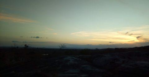 Lajedo da Sudene, em Lagoa de Dentro, Paraíba
