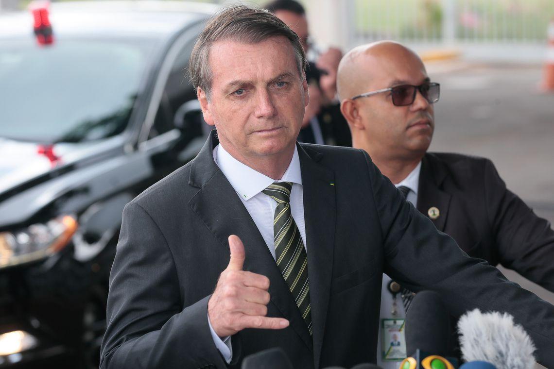 MaisPB • Com quase dez mil mortos no país, Jair Bolsonaro diz que ...