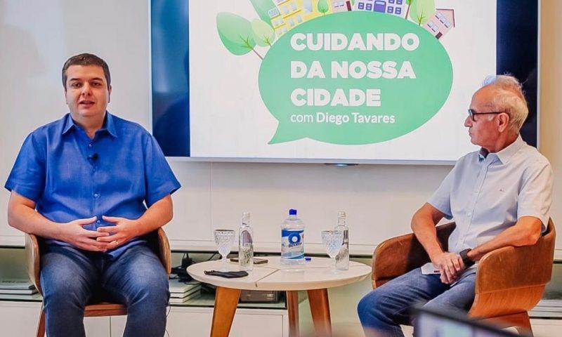 MaisPB • Diego anuncia apoio a Cícero e filiação ao PP